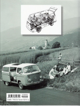 The VW Bus: History of a Passion Back Cover