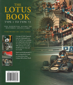 The Lotus Book Back