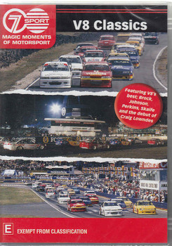 V8 Classics - Memorable Races From The Start Of The V8 Era DVD