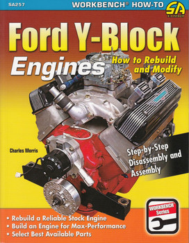 Ford Y-Block Engines how to Rebuild and Modify