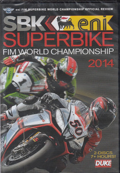Superbike World Championship 2014: The Official FIM Review (2 Disc) DVD