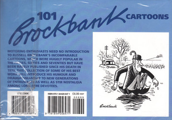 101 Brockbank Cartoons Back Cover
