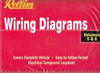 Rellim Wiring Diagrams Volumes 5 & 6