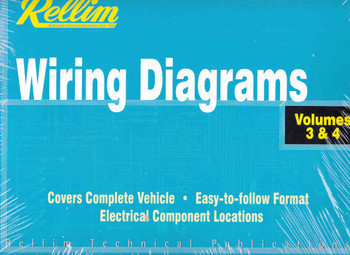 Rellim Wiring Diagrams Volumes 3 & 4