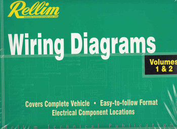 Rellim Wiring Diagrams Volumes 1 & 2