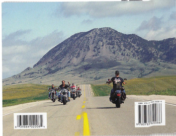 The Encyclopedia of The Harley-Davidson Back Cover