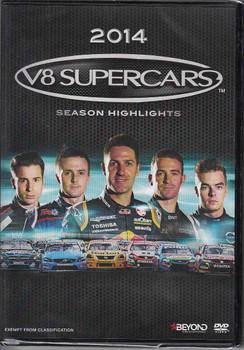 2014 V8 Supercars Season Highlights DVD