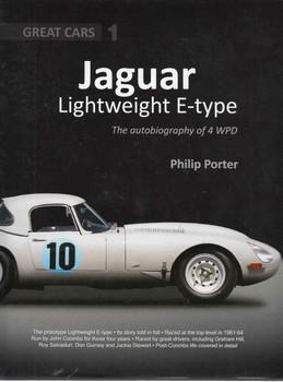 Jaguar Lightweight E-Type The Autobiography of 4 WPD