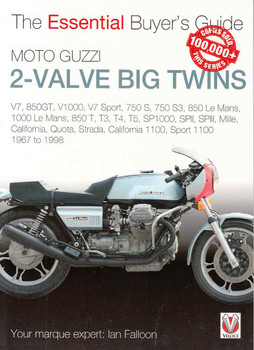 Moto Guzzi 2-Valve Big Twins - The Essential Buyer's Guide