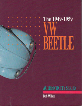 The 1949 - 1959 VW Beetle: Authenticity Series front