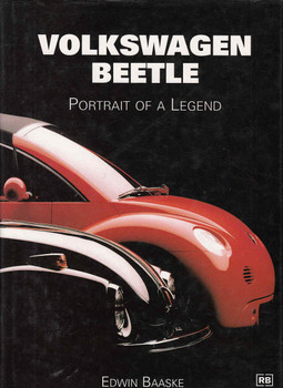Volkswagen Beetle: Portrait Of A Legend - front