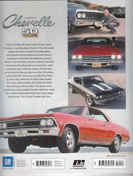Chevy Chevelle: 50 Years - back