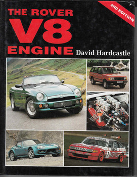The Rover V8 Engine: 2nd Edition - front