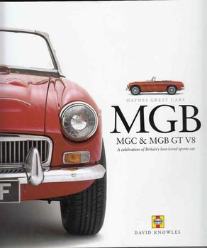 MGB : MGC & MGB GT V8 - Haynes Great Cars - front