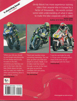 MotoGP Performance Riding Techniques - Fully Revised Edition - back
