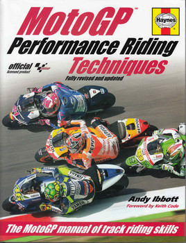 MotoGP Performance Riding Techniques - Fully Revised Edition - front