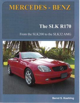 Mercedes-Benz: The SLK R 170 - front