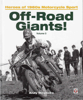 Off-Road Giants! Volume 3 - front