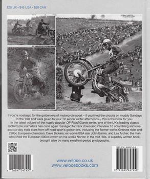 Off-Road Giants! Volume 3 - back