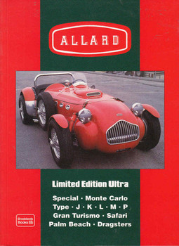 Allard: Limited Edition Ultra - Brooklands - front