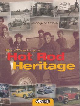 Australia's Hot Rod Heritage - front