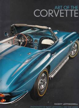 Art Of The Corvette  - front