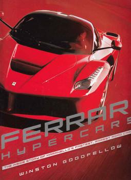 Ferrari's Hypercars - front
