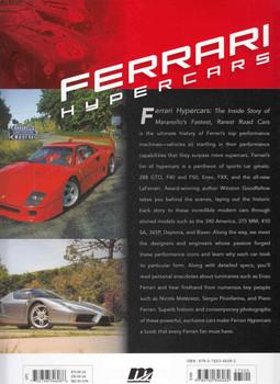 Ferrari's Hypercars - back