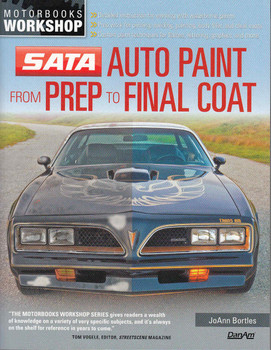 Auto Paint from Prep to Final Coat  - front