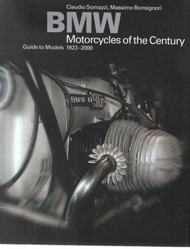 BMW Motorcycles of the Century - front