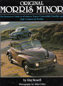 Original Morris Minor - front