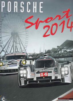 Porsche Sport 2014  - front