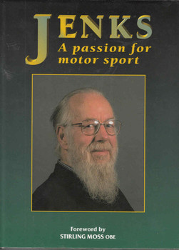 Jenks: A Passion for motor sport  - front