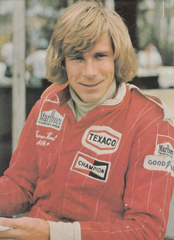 James Hunt Against All Odds - 1st Edition - back