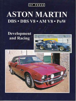 Aston Martin DBS. DBS V8. AM V8. PoW - C P Press  - front