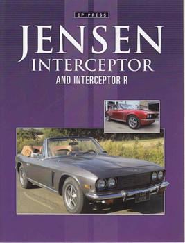 Jensen Interceptor and Interceptor R - CP Press - front