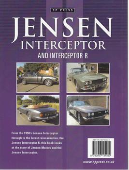 Jensen Interceptor and Interceptor R - CP Press - back