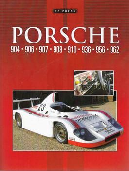 Porsche 904 - 906 - 907 - 908 - 910 - 936 - 956 - 962 - CP Press - front