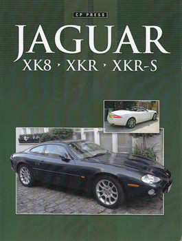 Jaguar XK8 - XKR - XKR-S - CP Press  - front