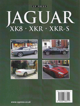 Jaguar XK8 - XKR - XKR-S - CP Press  - back