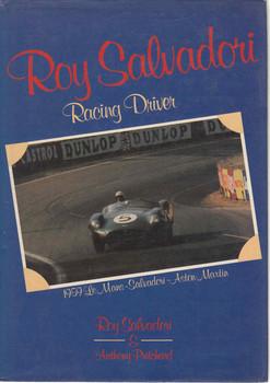 Roy Salvadori: Racing Driver - 1st Edition front