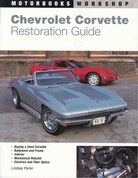 Chevrolet Corvette Restoration Guide - front