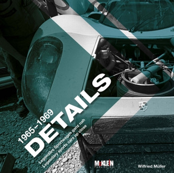 Details: Legendary Sports Cars Up Close - 1965 - 1969 - front