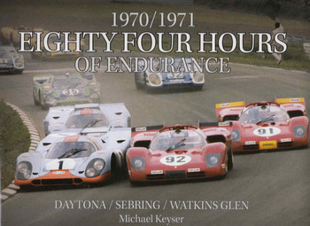1970/1971 Eighty-Four Years Of Endurance - front