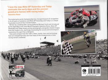 Moto GP Yesterday & Today - back