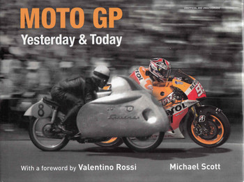 Moto GP Yesterday & Today - front