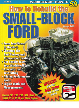 How to Rebuild the Small-Block Ford: Updated Edition - front