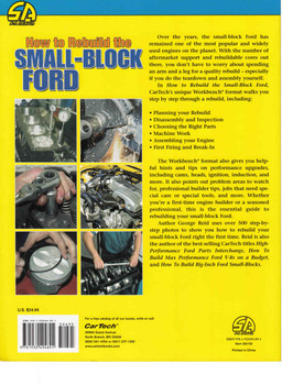 How to Rebuild the Small-Block Ford: Updated Edition - back