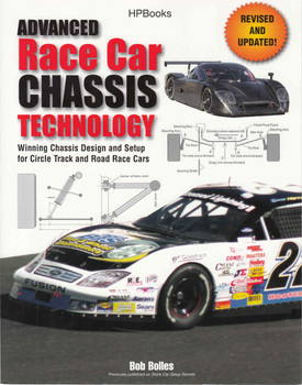Advanced Race Car Chassis Technology - Revised and Updated Edition  - front
