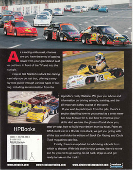 How to Get Started in Stock Car Racing - back